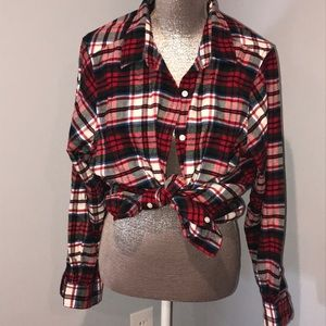 Lands End Flannel NW